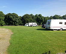 Scar Close Caravan Club CL