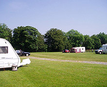 Scar Close Caravan Park Richmond Yorkshire